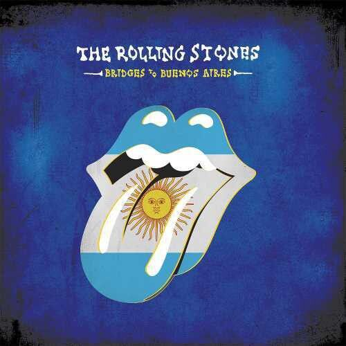 Rolling Stones Bridges To Buenos Aires 180 Graml, Limited Edition, Colored Vinyl Blue) - 3 Lps Importados  - Billbox Records