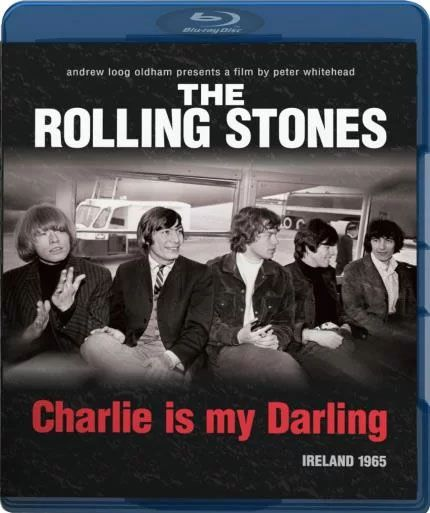 Rolling Stones - Charlie Is My Darling - Ireland 1965 - Blu ray Importado  - Billbox Records