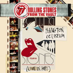 Rolling Stones - From The Vault 2cd+dvd  - Billbox Records