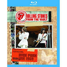 Rolling Stones - From The Vault-Hyde Park 1969 - Blu Ray - Billbox Records