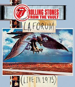 Rolling Stones - From the Vault: L.A. Forum Dvd  - Billbox Records