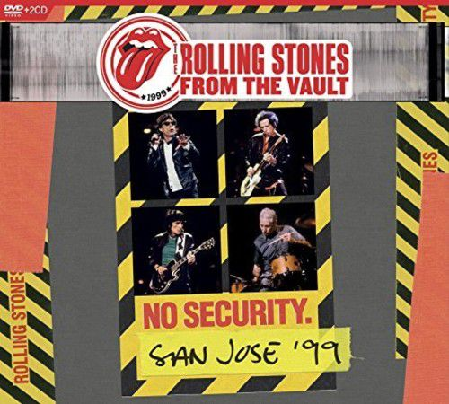 Rolling Stones - From The Vault - No Security San Jose
