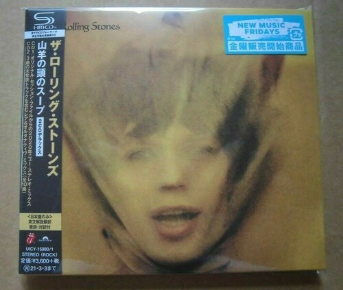 Rolling Stones Goats Head Soup Dlxe Edition (SHM-CD), With Booklet, Digipack Packaging, Japan - 2 Cds Importados  - Billbox Records