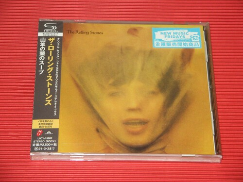 Rolling Stones Goats Head Soup (SHM-CD) With Booklet, CD, Japan - Cd Importado  - Billbox Records