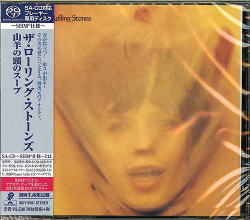 Rolling Stones Goats Head Soup (SHM-SACD), Japan - Cd Importado  - Billbox Records