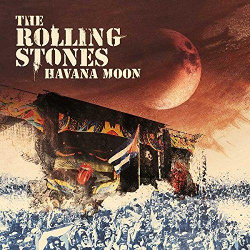 Rolling Stones Havana Moon - Box Blu Ray + Dvd + 2Cds Importados  - Billbox Records