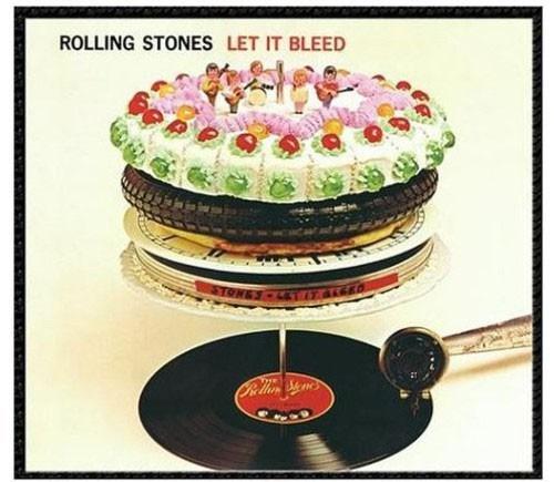 Rolling Stones - Let It Bleed - Lp Importado  - Billbox Records