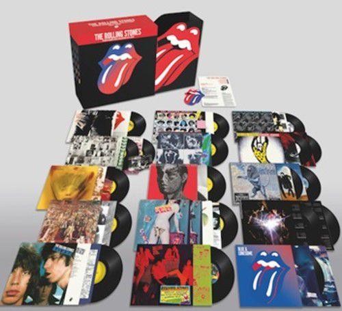 Rolling Stones - Studio Albums Vinyl Collection 1971-2016 - 180 Gram Vinyl, Limited Edition, Boxed Set, Remastered - Box Lp Importado  - Billbox Records