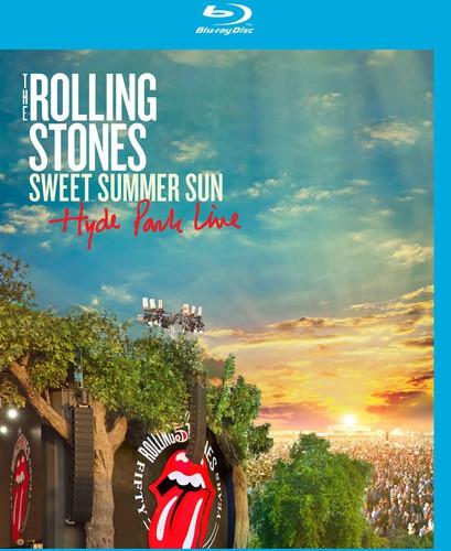 Rolling Stones: Sweet Summer Sun--Hyde Park Live  - Billbox Records