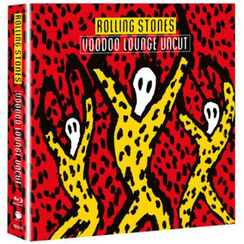 Rolling Stones - Voodoo Lounge Uncut - 2cds + Blu Ray Importados  - Billbox Records