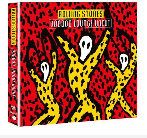 Rolling Stones - Voodoo Lounge Uncut - 2cds + Dvd Importados  - Billbox Records