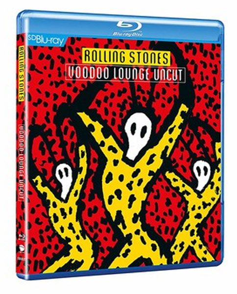 Rolling Stones - Voodoo Lounge Uncut - Blu Ray Importado  - Billbox Records