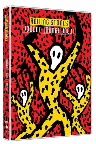 Rolling Stones - Voodoo Lounge Uncut - DVD IMPORTADO  - Billbox Records