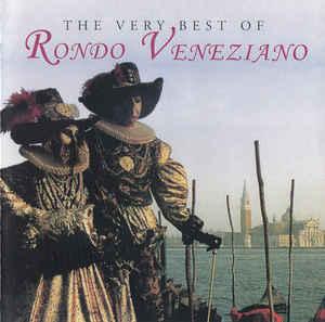 Rondo Veneziano - The Very Best Of Cd Importado  - Billbox Records