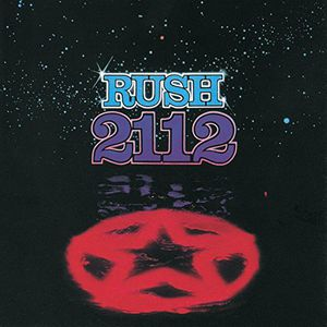 Rush - 2112  - Billbox Records
