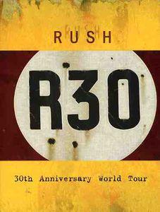 Rush - Deluxe Edition 2dvd+2cd - R30-30th Anniv.  - Billbox Records