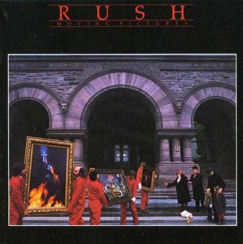 Rush - Moving Pictures - Cd Importado  - Billbox Records