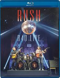 Rush - R40 Live - Blu ray  - Billbox Records