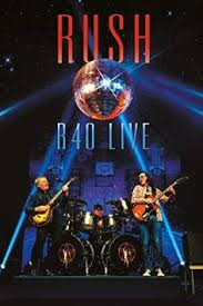 Rush / R40 Live - Dvd  - Billbox Records