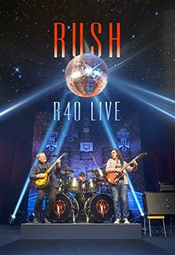 Rush / R40 Live - Dvd Importado  - Billbox Records