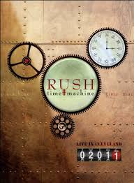 Rush:Time Machine 2011 - Blu Ray  - Billbox Records