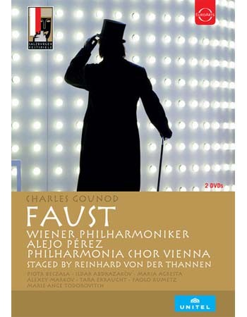 Salzburger Festspiele 2016 - Charles Gounod - Blu ray Importado  - Billbox Records