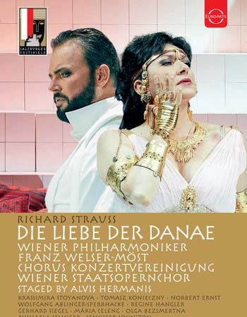 Salzburger Festspiele 2016: Richard Strauss - Die - Blu Ray Importado  - Billbox Records