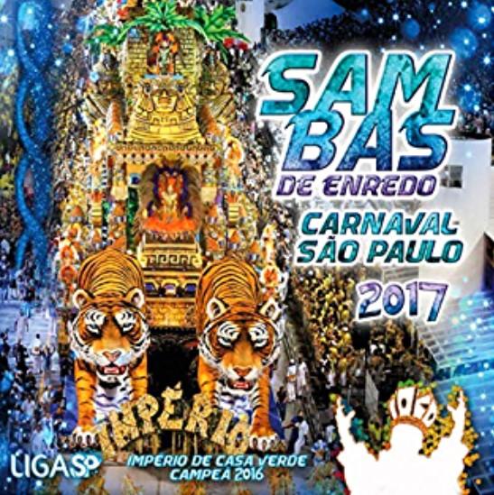 Sambas De Enredo - Carnaval São Paulo 2017 - 2 Cd Nacional  - Billbox Records
