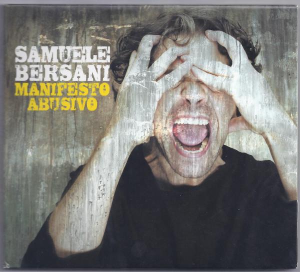 Samuele Bersani - Manifesto Abusivo - cd Importado  - Billbox Records