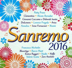 Sanremo 2016 cd  - Billbox Records