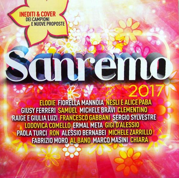Sanremo 2017 - Various - Cd Importado  - Billbox Records