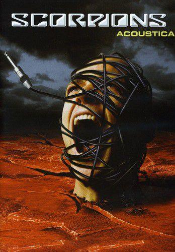 Scorpions - Acoustica - Dvd Importado   - Billbox Records