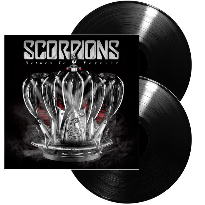 Scorpions - Return To Forever Lp  - Billbox Records