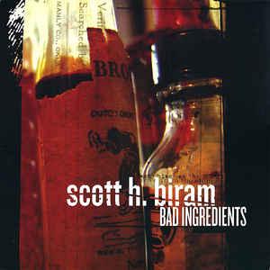 Scott H. Biram Bad Ingredients - Cd Importado  - Billbox Records