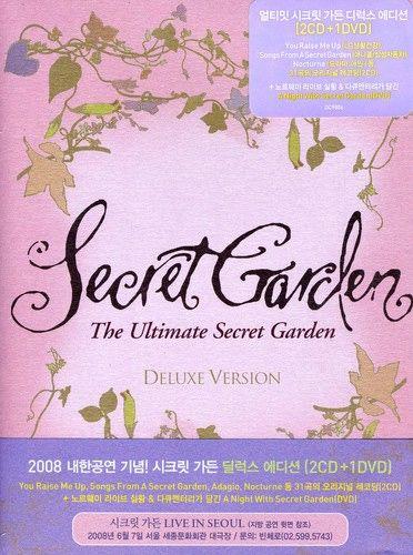 Secret Garden - Ultimate Secret Garden - Cd+Dvd - 3 Pçs - Importado  - Billbox Records
