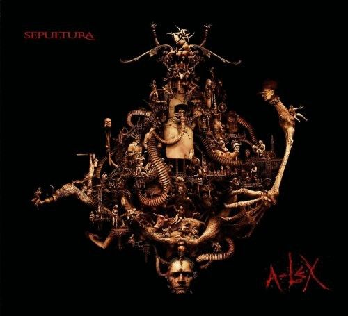 Sepultura -  A-Lex - Cd Importado  - Billbox Records