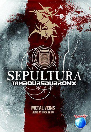 Sepultura-Metal Veins Alive At Rock - Dvd Importado  - Billbox Records