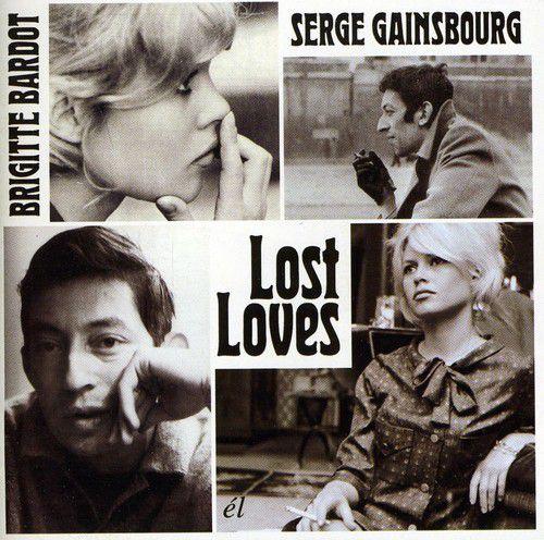 Serge Gainsbourg e Brigitte Bardot - Lost Loves - Cd Importado  - Billbox Records
