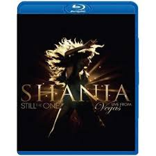 Shania Twain - Still The One: Live From Vegas - BLU RAY  - Billbox Records