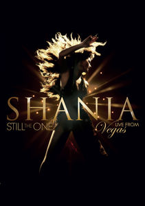 Shania Twain - Still The One: Live From Vegas - DVD  - Billbox Records