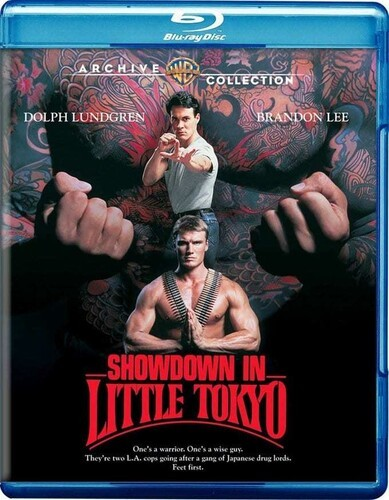 SHOWDOWN IN LITTLE TOKYO - Blu ray Importado  - Billbox Records