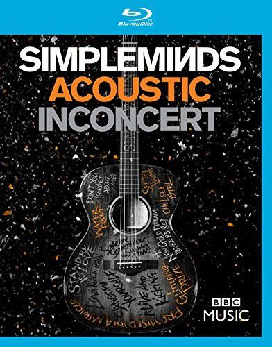Simple Minds - Acoustic in Concert - Blu ray Importado  - Billbox Records