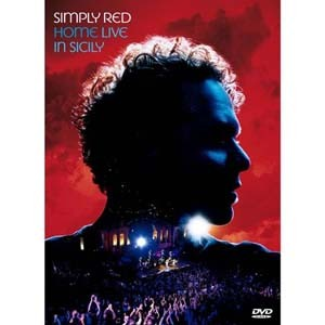 Simply Red - Home Live In Sicily - Dvd Importado  - Billbox Records