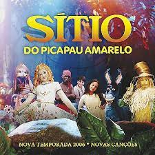 Sitio do Pica Pau Amarelo - Cd Nacional  - Billbox Records