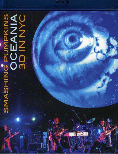 Smashing Pumpkins - Oceania 3 D- Blu Ray Importado  - Billbox Records