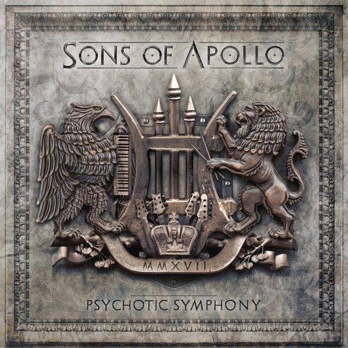 Sons of Apollo - Psychotic Symphony - Cd Importado  - Billbox Records