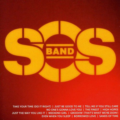 SOS Band - Icon  - Cd Importado  - Billbox Records