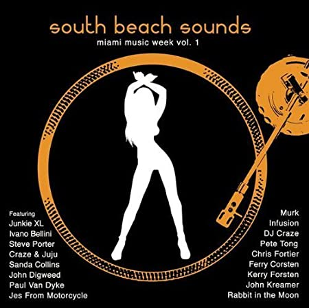 South Beach Sounds - Cd + Dvd Importados  - Billbox Records