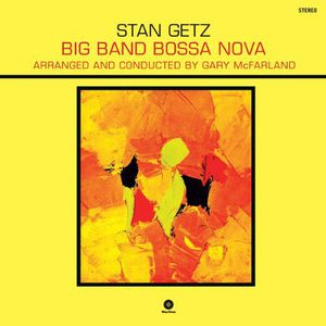 Stan Getz - Big Band Bossa Nova  - Billbox Records
