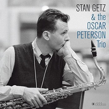 Stan Getz  & Oscar Peterson Trio (Cover Photo Jean-Pierre) - Lp Importado  - Billbox Records